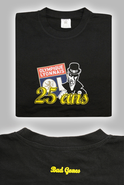 T-Shirt 25 Ans Clockwork